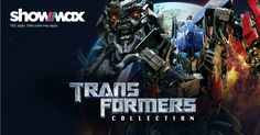 Win tickets to the Transformers exhibition with Showmax!