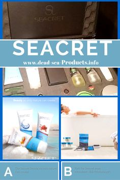 For you AND your Beauty . www.seacretdirect.com/shellyroberts