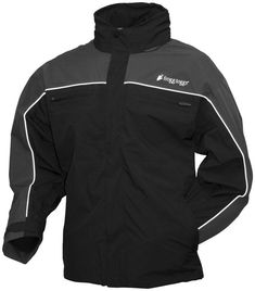 The Pilot Frogg series jackets are all made from 3-layer submersible waterproof/breathable material for full speed waterproof protection and can handle anything Mother Nature can throw at you.