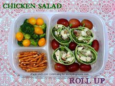 3 for 3 Lunch Challenge � Lunchbox Ideas