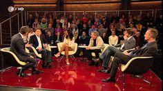 Markus Lanz | 30.01.2014 | u.a. mit Claus von Wagner, Max Uthoff, Fiona ...