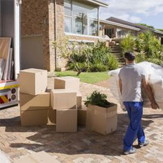 Tips for taking the hassle out of a DIY move.