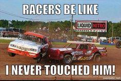 Every damn race