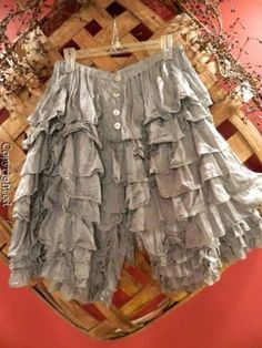 Authentic-Magnolia-Pearl-Pêche-gris-soie-bloomers Pickin-