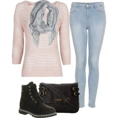 Untitled #473 by mustachemaniac03 on Polyvore featuring polyvore fashion style MANGO Topshop Timberland Roxy