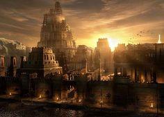 Babylon if it still existed