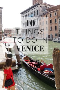 10 Things To Do In Venice, Italy // Venice is one of the most magical, picturesque and romantic cities. The city of canals should be on every traveller's bucket list. Click through to read the whole article on girlxdeparture.com