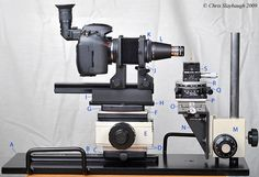 """www.photomacrography.net :: View topic - Another macro rig (the """"Bratcam"""")"""