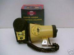 Super Siren w/ Microphone Megaphone
