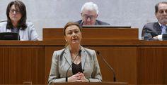 Luisa Fernanda Rudi ha condenado en las Cortes de Aragón cualquier práctica corrupta #CasoBárcenas #PP #Aragón