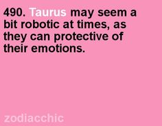 ZodiacChic Post:Taurus