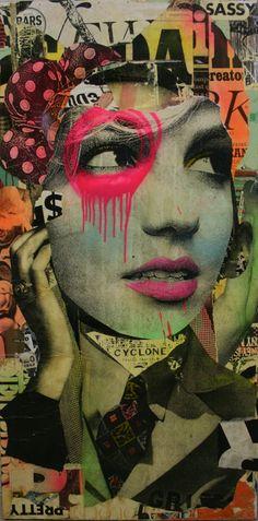 Incredible Britney pop art! So unique!