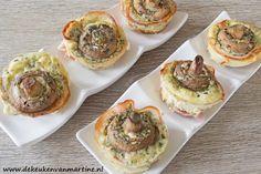 'De keuken van Martine'  bevat gezonde recepten zonder gebruik van pakjes en zakjes en andere onzin-ingrediënten. Koken met pure producten!