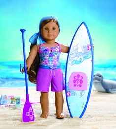 American Girl Doll Kanani | ... Mom's Best Bets: Aloha Kanani: The Newest Hawaiian American Girl Doll