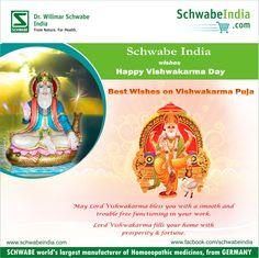 Happy Vishwakarma Day from Schwabe India.