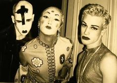 Sacred, James St James and Richie Rich
