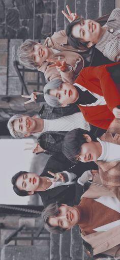 "2020 Lockscreen //壁紙 - ""Beyond the Scene"" Bts Jungkook, Namjoon, Bts Lockscreen Wallpapers, Bts Backgrounds, Bts Chibi, Foto Bts, Bts Memes, Meme Meme, Bts Citations"