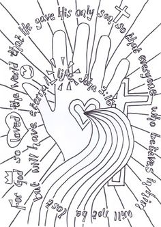 Flame Creative Childrens Ministry Colour In Prayers Prayer Journal