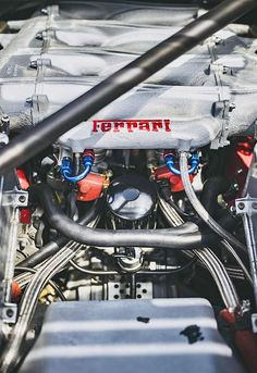 Ferrari F40, Gears, Vehicles, Gear Train, Car, Vehicle, Tools