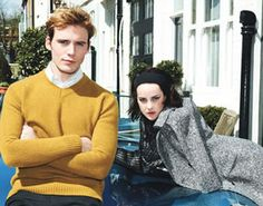 """Two of the new tributes in """"The Hunger Games: Catching Fire,"""" Jena Malone and Sam Claflin, are talking about what it took for them to get the coveted roles of Johanna Mason and Finnick Odair, respectively."""