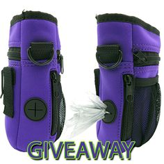 Win a dog training treat pouch (4/26/2017) {WW} via... sweepstakes IFTTT reddit giveaways freebies contests