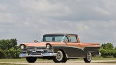 1957 Ford Ranchero | Mecum Auctions...... our parts are on that car!!!!!!!!!!