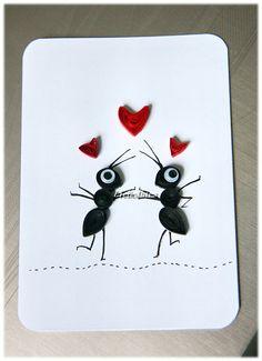 Heirat, Glückwunsch, Karte, Card, Wedding, Ehe, Gratulation, Quilling,  Brautpaar, Hochzeit | DIY Karten   FrauSchweizer | Pinterest | Paper  Quilling And ...