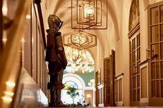 Hotel Walther | Pontresina Interior Work, Das Hotel, Palace, Virginia, Tourism, World War One, Palazzo, Palaces