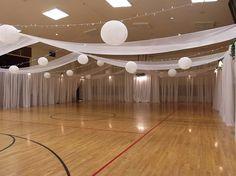 14 Best Photos of LDS Wedding Reception Ideas - LDS Church Gym ...