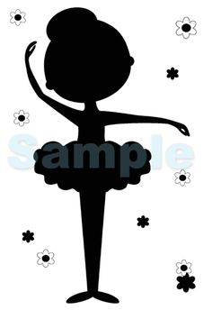 Four CLEAR un-cut Sticker Sheets make up this mural. Ballerina silhouette wall art decal for girls ballet dance room decor. A darker colored wall may alter the appearance of the CLEAR wall stickers. Ballerina Silhouette, Girl Silhouette, Girls Wall Stickers, Room Stickers, Dance Rooms, Floral Bedroom, Mural Wall Art, Wall Decal, Art For Kids