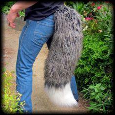 Big Wolf Tail