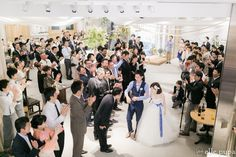 TRUNK BY SHOTO GALLERY での結婚式撮影③ |*elle pupa blog*