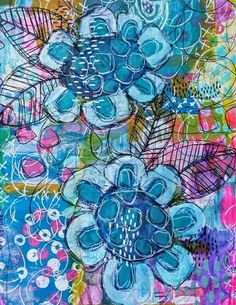 Free Collage Sheet for Art Journal or Planner