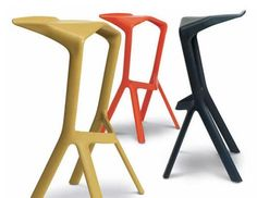 creative contemporary bar stools