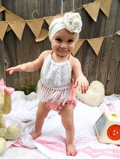 2016 Newborn Baby Girls Clothes Cute Bebes Toddler Kids Bodysuit 0 24M Infant Baby Body Sleeveless. Click visit to buy