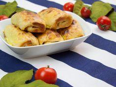 Rulouri din cartofi cu carne: mâncarea pe care o veți prepara cu plăcere!