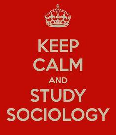 <3 Sociology