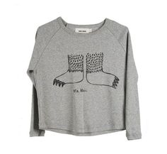 BOBO CHOSES - lente-zomer collecties 2015 - longsleeve t-shirt - Mr Nail