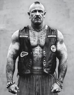 Hells Angels by Andrew Shaylor500 x 648 | 114KB | illlife.tumblr.com