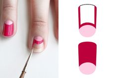 girly-nail-art-moon-3