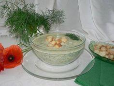 Tejfölös kaporleves, a nyár kedvenc íze! Frisstő, ínycsiklandó és nagyon könnyen elkészíthető!