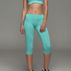 Yoga Pants Sport Fitness Running Tights Quick Drying