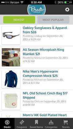 265 best stuff brads deals loves images on pinterest random stuff our new iphone app has just been released and is ready for you to download for fandeluxe Gallery