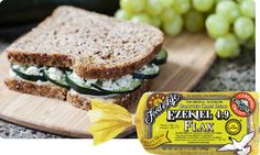Ezekiel Flax Sprouted Whole Grain Bread. So healthy! No flour, pure whole grain ingredients. Found in whole food stores. Ezekiel Bread Benefits, Sprouted Whole Grain Bread, Natural Appetite Suppressant, Appetite Suppressants, Vegan Fast Food, Stop Eating, Clean Eating, How To Eat Less, Along The Way