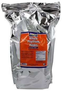 U R Getting Better Quality!  1-2-3 NOW Whole Psyllium Husks in10 lbs Better Quality  #NOW