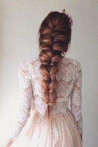 65 stunning prom hairstyles for long hair for 2019 – love hair - Hair Styles Prom Hairstyles For Long Hair, Boho Hairstyles, Elegant Hairstyles, Headband Hairstyles, Wedding Hairstyles, Hairstyle Ideas, Hair Ideas, Latest Hairstyles, Amazing Hairstyles