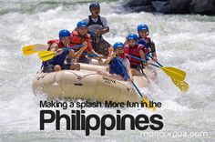 It's more fun in the Philippines campaign. I love Philippines! :) This is in Cagayan De Oro. Philippines Tourism, Philippines Culture, Bucket List Holidays, Tourism Department, Holiday Places, Good Ole, Filipina, Cebu, Places Around The World