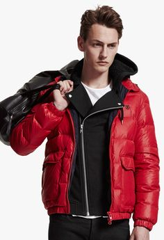 be629c2523 The Kooples Official Website Online. The Kooples SPORT Man collection FW  2013-14 ...