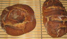 לחם- מחמצת
