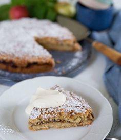 Västergyllenkaka – Läsarrecept | Fredriks fika Bakery Recipes, Cookie Recipes, Dessert Recipes, Cake & Co, Fika, Cheesecakes, How To Make Cake, Baked Goods, Sweet Tooth